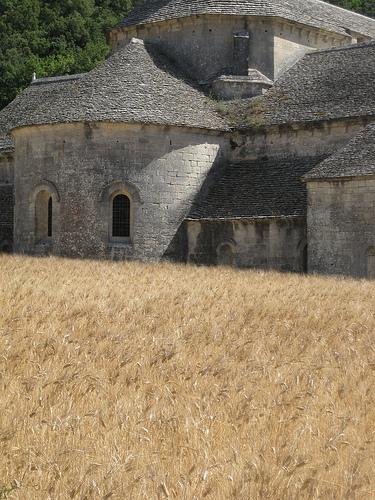 Cistercian Abbey of Senanque par Andrew Findlater