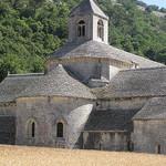 Majestic Abbey of Senanque par Andrew Findlater - Gordes 84220 Vaucluse Provence France