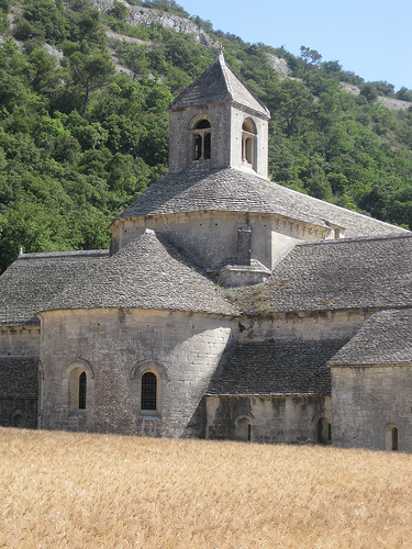 Majestic Abbey of Senanque par Andrew Findlater