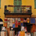 Le Vieux Nice en couleurs par  - Nice 06000 Alpes-Maritimes Provence France