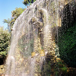 Waterfall on Colline du Chateau by Truffle Jam - Nice 06000 Alpes-Maritimes Provence France