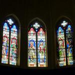 Vitraux d'église par jean-louis zimmermann - Courthézon 84350 Vaucluse Provence France
