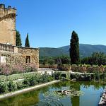 Château de Lourmarin : premier Château Renaissance en Provence by Vins64 - Lourmarin 84160 Vaucluse Provence France
