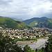 Vue sur la vallée / ville de Digne les Bains by Géo-photos - Digne les Bains 04000 Alpes-de-Haute-Provence Provence France