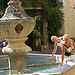 fontaine de Venasque by  - Venasque 84210 Vaucluse Provence France