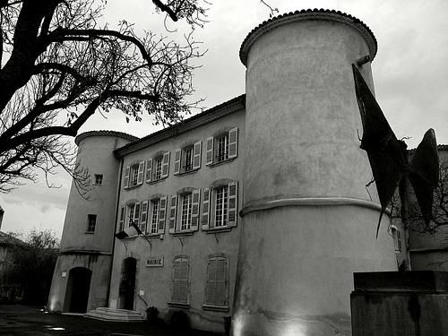 Le château des Raphaelis par Thierry Bouts