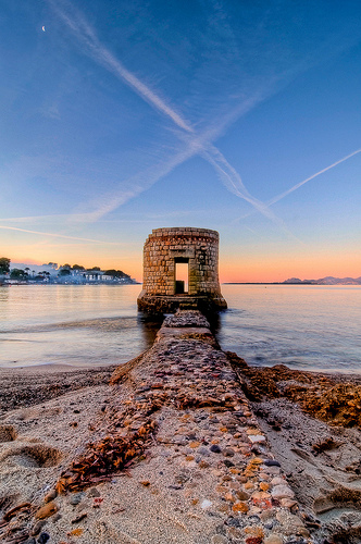 Cap d'Antibes Dawn par resolution06