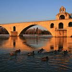 Avignon : Pont Saint Benezet by le_emde - Avignon 84000 Vaucluse Provence France