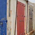 Cabanon de Pêcheurs : Red & Blue par Afterthegoldrush - Marseille 13000 Bouches-du-Rhône Provence France