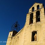 Gigondas : Chapelle de Sainte-Catherine by Mary_Joy - Gigondas 84190 Vaucluse Provence France