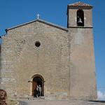 Tourtour : son église à façade imposante par ed.paparazzi - Tourtour 83690 Var Provence France