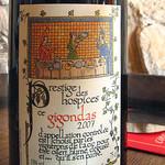 Gigondas : VIN Prestige des Hospices par  - Gigondas 84190 Vaucluse Provence France