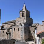 Eglise de Venasque (Vaucluse) par jean25420 - Venasque 84210 Vaucluse Provence France