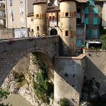 Ville médievalle d'Entrevaux en Haute Provence par Mattia Camellini - Entrevaux 04320 Alpes-de-Haute-Provence Provence France