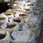 Epices : au marché d'Aix par nosilvio - Aix-en-Provence 13100 Bouches-du-Rhône Provence France