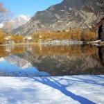 Lac de La Roche de Rame par nosilvio - La Roche de Rame 05310 Hautes-Alpes Provence France