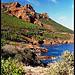 Massif de l'Esterel près d'Agay by Patchok34 - Agay 83530 Var Provence France
