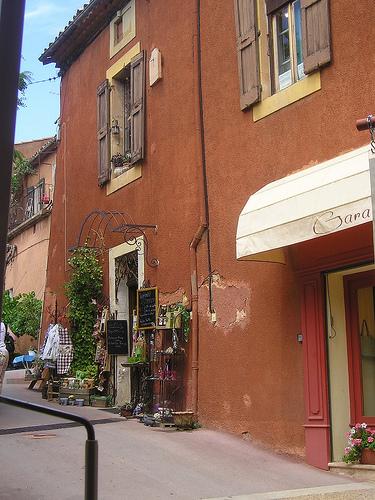 Boutiques à Rousillon par nikian2010