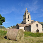 Paysage traditionnel de Tartonne by alpesdehauteprovence-tourisme - Tartonne 04330 Alpes-de-Haute-Provence Provence France