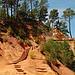 Les Ocres de Rousillon : Colorado provençal by Gatodidi - Roussillon 84220 Vaucluse Provence France
