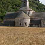 L'abbaye de Sénanque par Gatodidi - Gordes 84220 Vaucluse Provence France