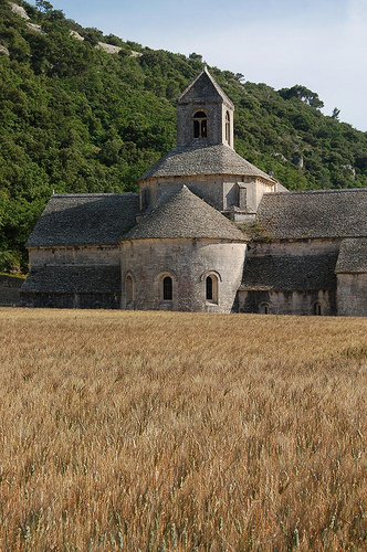 L'abbaye de Sénanque par Gatodidi