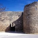 Rempart de Venasque (84) par Jacqueline Poggi - Venasque 84210 Vaucluse Provence France