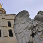 Cathédrale des Doms by Laurent2Couesbouc - Avignon 84000 Vaucluse Provence France