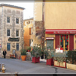 Gordes by  - Roussillon  provence Provence France