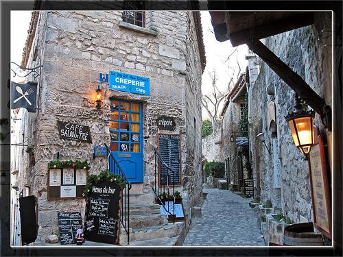 Les Baux de Provence by SiriS_ZA