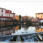 L&#39;Isle sur la Sorgue by  - Roussillon  provence Provence France