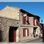 Bonnieux by  - Roussillon  provence Provence France