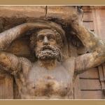 Détail d'une Sculpture par Brigitte Mazéas - Aix-en-Provence 13100 Bouches-du-Rhône Provence France