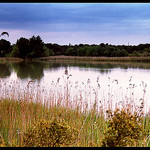 Le Lac Bleu by Patchok34 -   provence Provence France