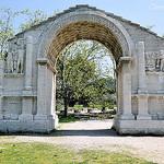Site archéologique de Glanum par L_a_mer - St. Rémy de Provence 13210 Bouches-du-Rhône Provence France