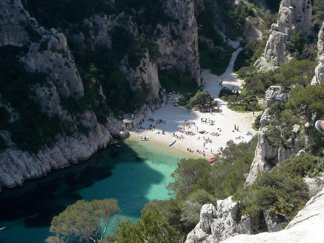 Calanque d'En Vau (Bouches-du-Rhône - Marseille) par Vital Nature