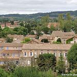 Les toits de Vaison la Romaine par L_a_mer - Vaison la Romaine 84110 Vaucluse Provence France