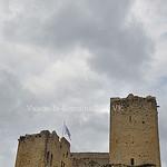 Château des Comtes de Toulouse par L_a_mer - Vaison la Romaine 84110 Vaucluse Provence France
