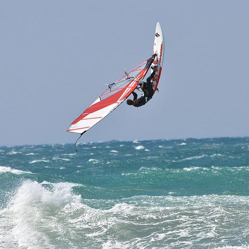 Windsurf : ca souffle en Provence par marcovdz