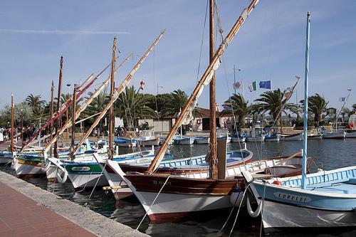 Port de Sanary-sur-Mer par clementg
