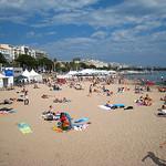 Plage de Cannes par monette77100 - Cannes 06400 Alpes-Maritimes Provence France