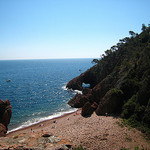 Plage pas loin de Cannes by monette77100 - Cannes 06400 Alpes-Maritimes Provence France