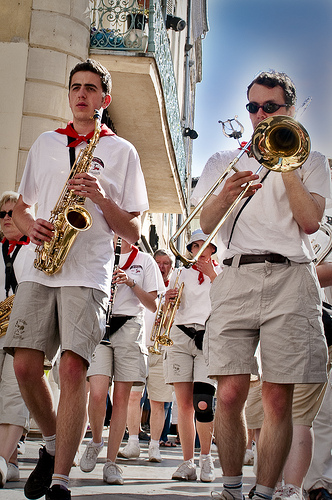 Fanfare by www.photograbber.de