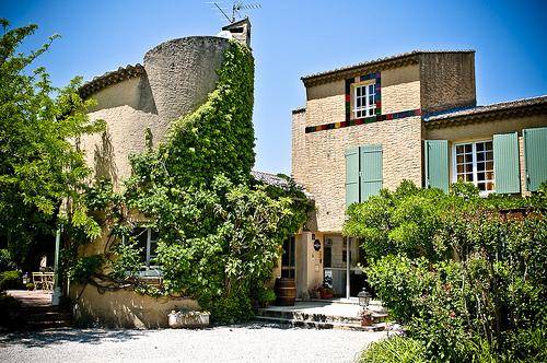 Hotel Castel Mouisson à Barbentane par www.photograbber.de
