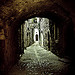 Ruelle / passage  Aigueze by www.photograbber.de - Aigueze 30760 Gard Provence France