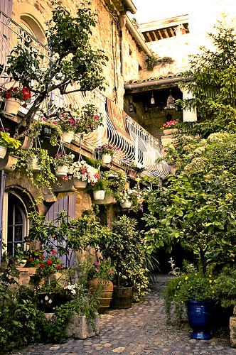 Aigueze by www.photograbber.de