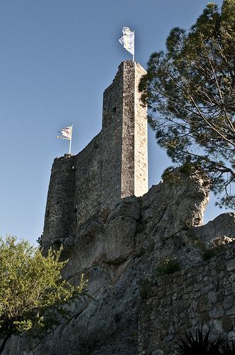 Fort de Aigueze by www.photograbber.de