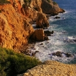 Cote d'Azur - Calanque de Port d'Alon by Super.Apple - Bandol 83150 Var Provence France