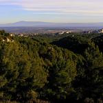 Alpilles et vue sur le Mont-Ventoux by Super.Apple - St. Rémy de Provence 13210 Bouches-du-Rhône Provence France