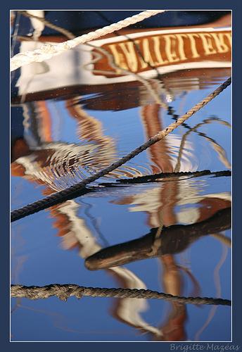 Reflets croisés par Brigitte Mazéas